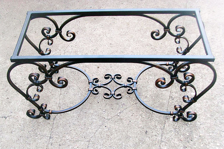 Iron Works — Coffee Table