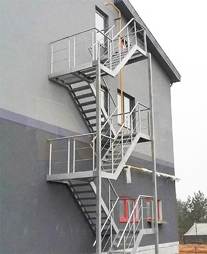 fire escape one