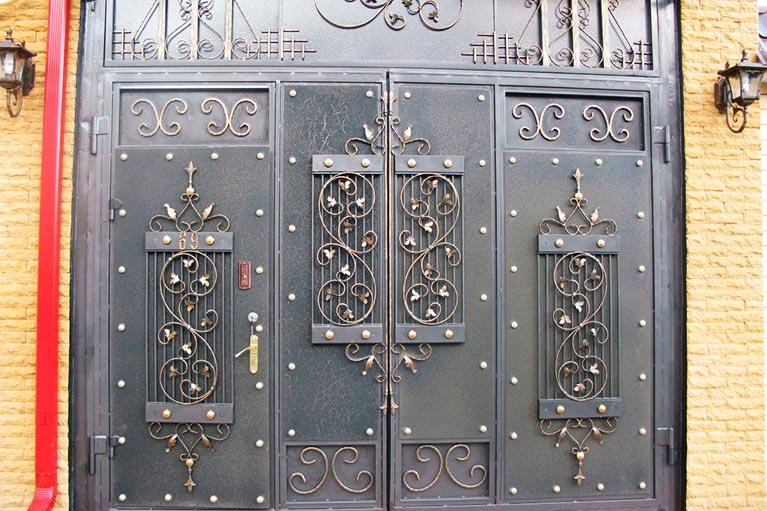 Steel Door Two
