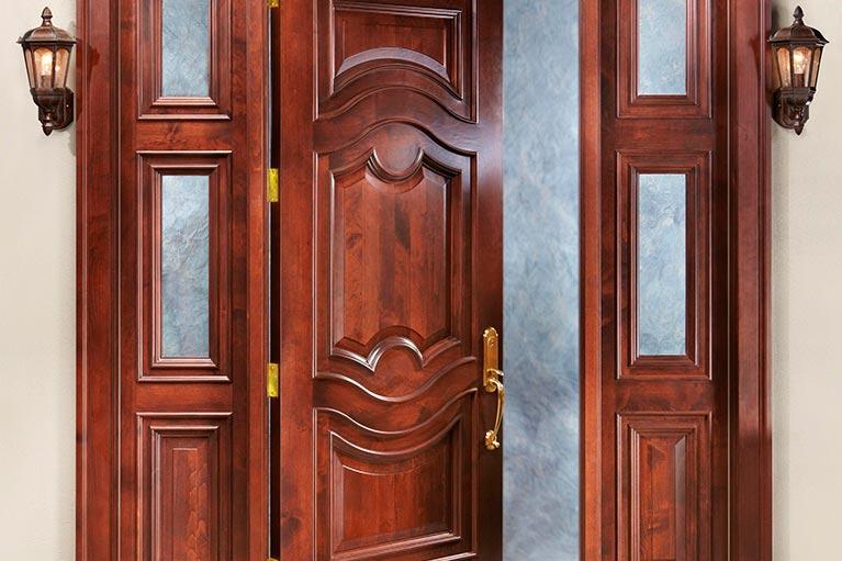 Steel Door Three