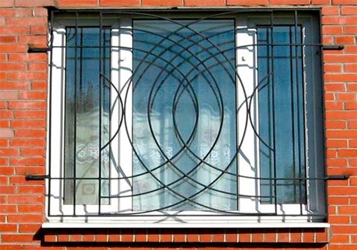 window guards three