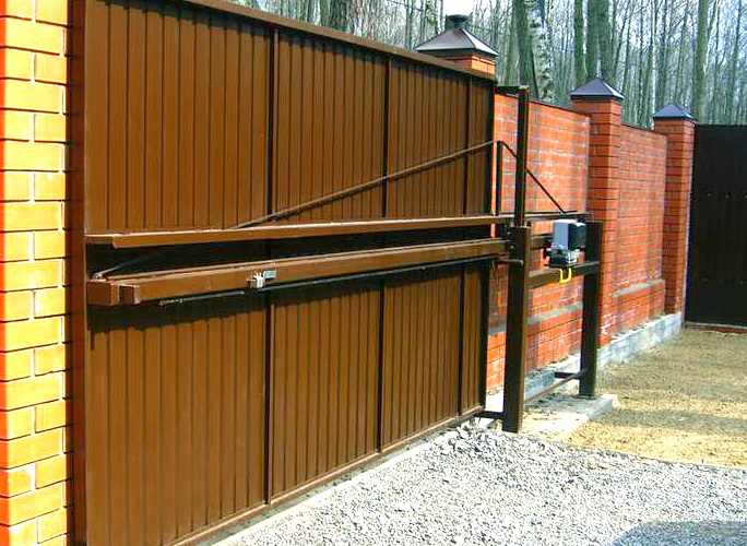 rolling gate repair company
